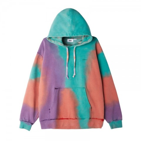 Tie dye Fleece