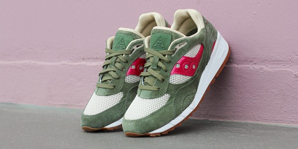 SAUCONY x UP THERE I RELEASE 21.06.21