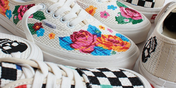 VANS - NEEDLEPOINT COLLECTION